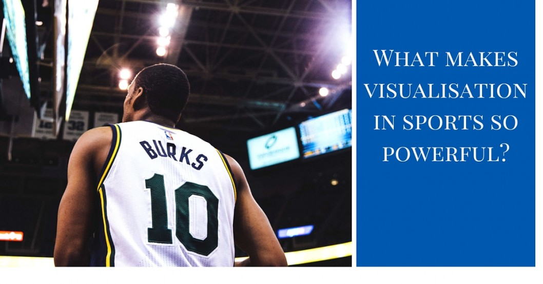 What make visualisation so powerful in sports?