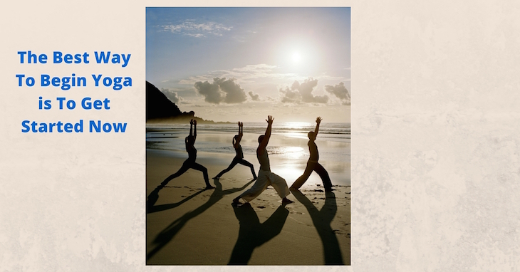Start your yoga for beginners journey now