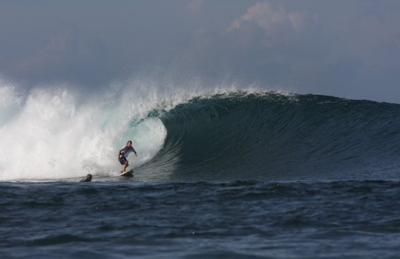 Waves in Indo